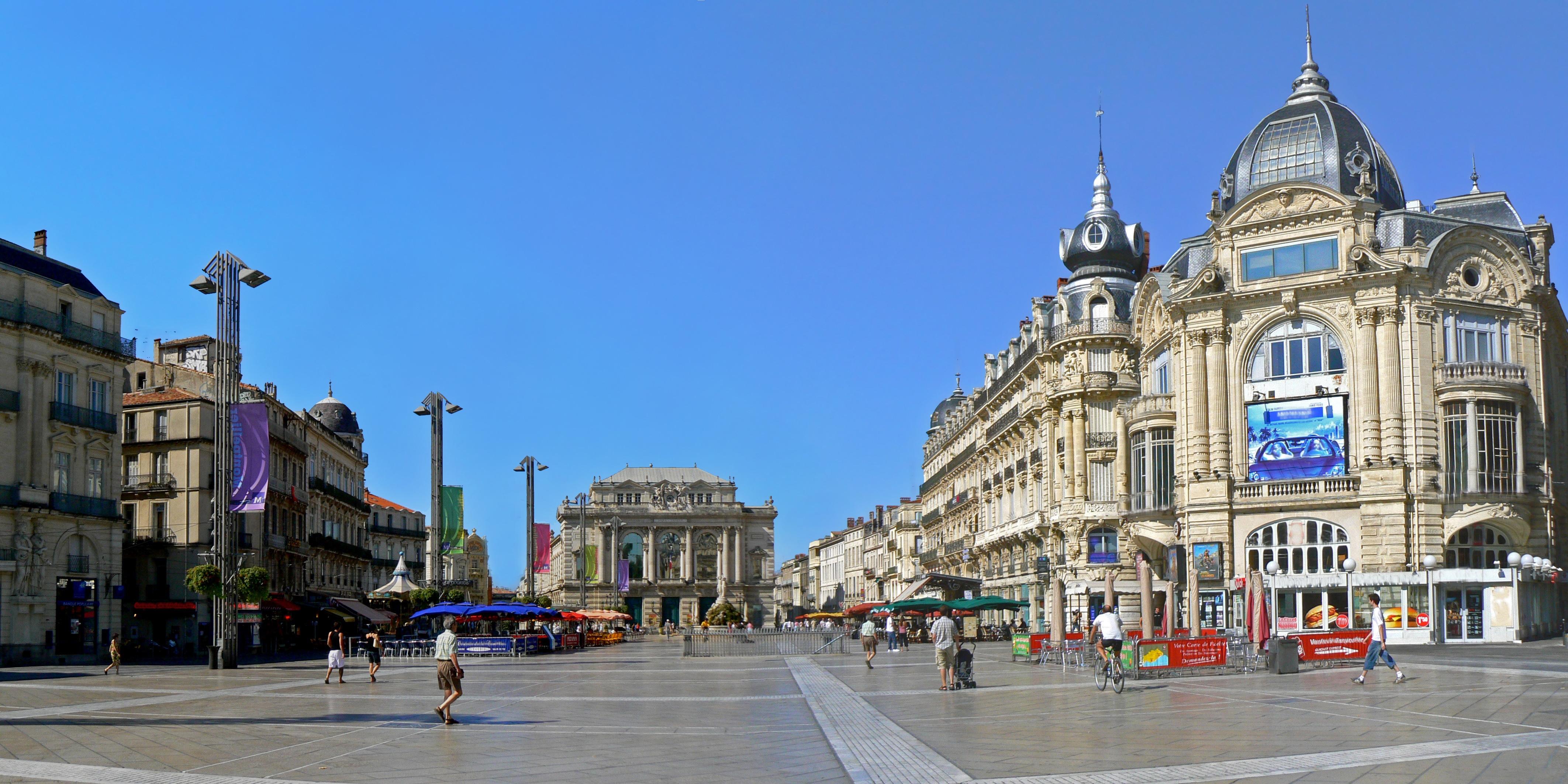 Montpellier ville tudiante novusvia novusvia - Piscine place de l europe montpellier ...