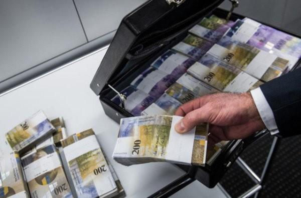 La Suisse abrite pas moins de 1,7% du 1% des plus riches de la planète. (Photo: Keystone)