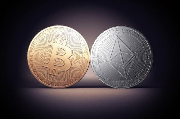 Il n'y a pas que le Bitcoin dans le vie, il y a aussi l'ethereum (à droite). (Photo: Venturebeat.com)