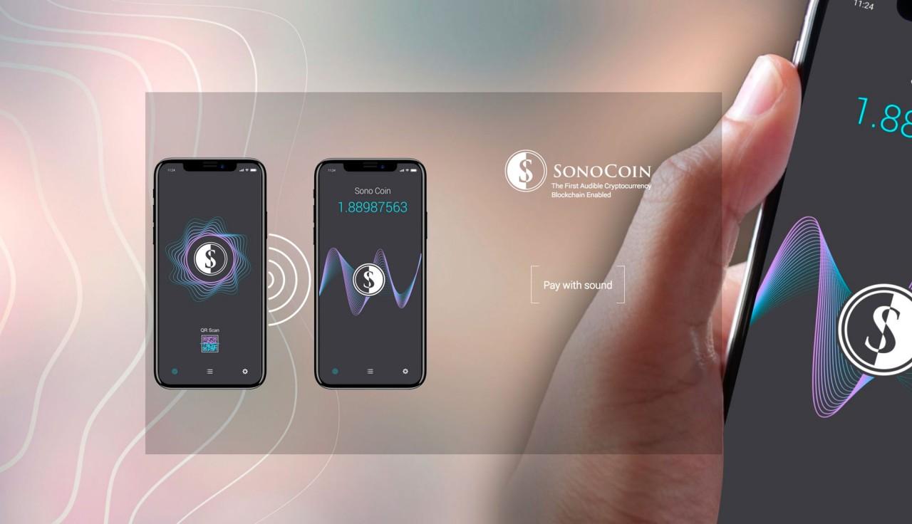 SonoCoin est la première cryptomonnaie basée sur des fichiers sonores.