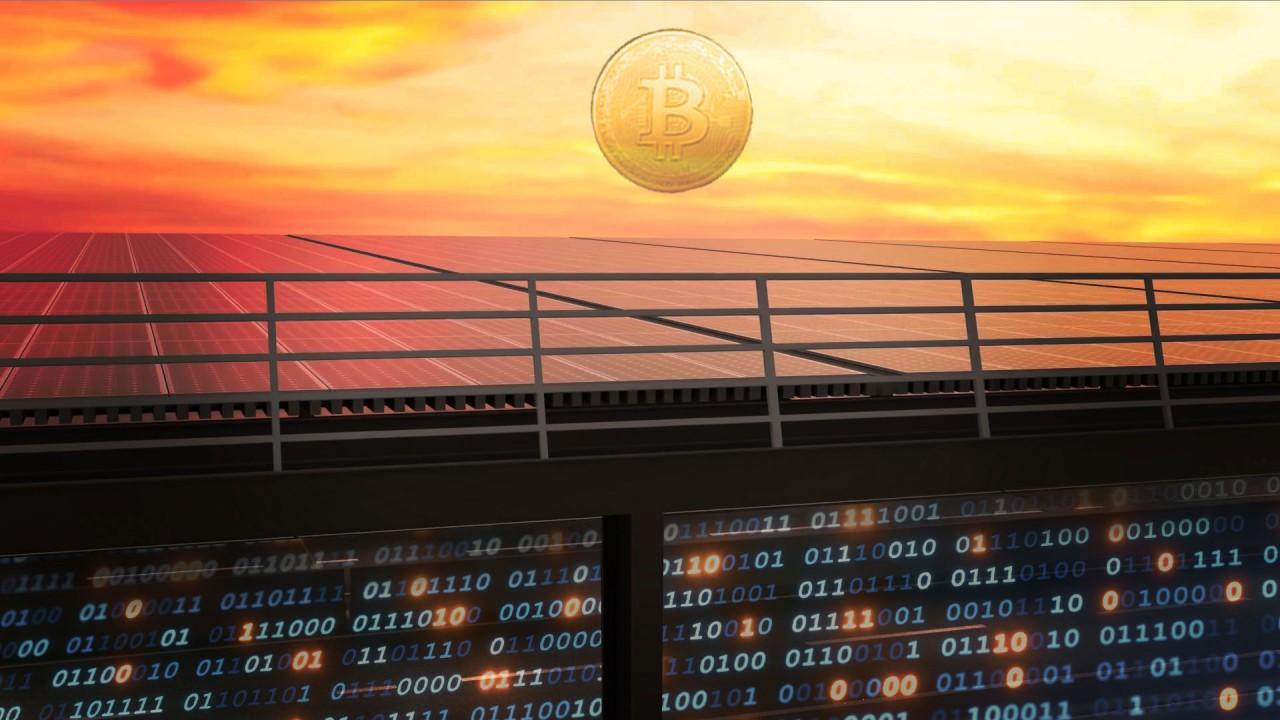 De l'autoroute solaire et ses relations inattendues avec la blockchain