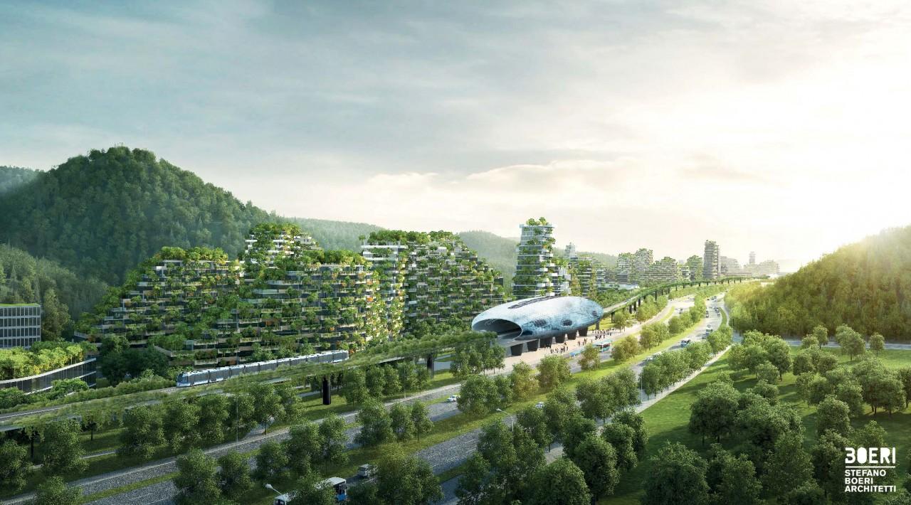 Stefano Boeri Architetti Liuzhou Forest City